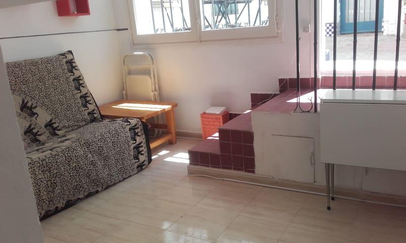 Gaviota-Aiguadols beach-Wifi - Sitges - Apartemen