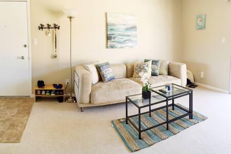 Private 2BR Apartment in Convenient Location (LAX) - El Segundo