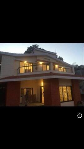 The Greenside Mahabi Villa