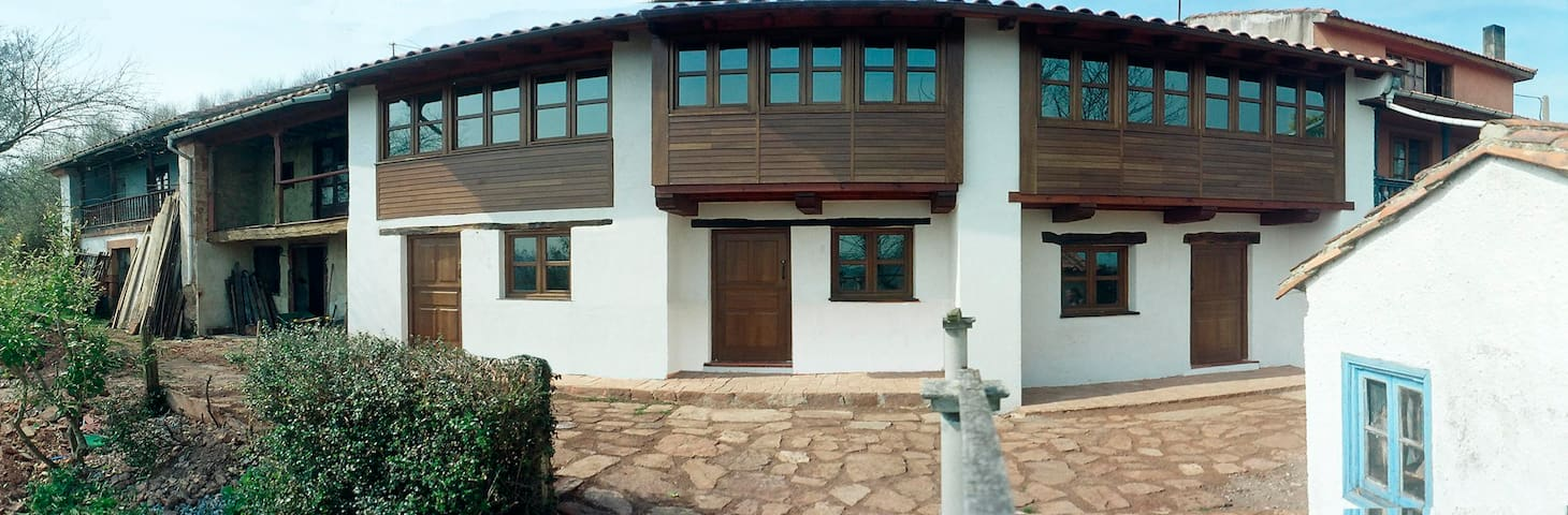 Apartamentos en plena naturaleza Asturiana 1