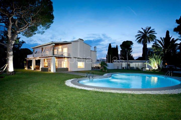 Villa La Hacienda - Sitges - Villa
