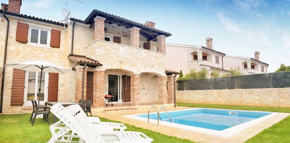 Lovely villa with private pool II.