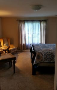 Master suite - Robertsdale - Bed & Breakfast
