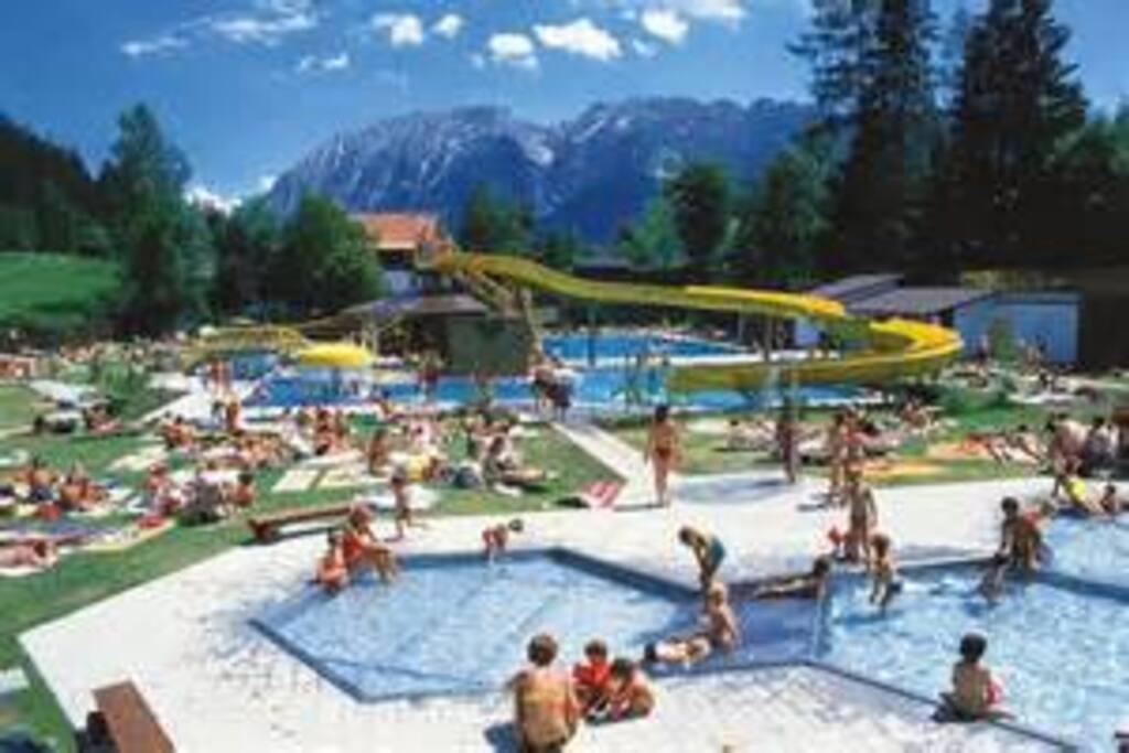 Bad Mitterndorf public pool