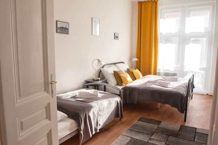 1.10 Cozy apartment,5 minutes to the Prague castle