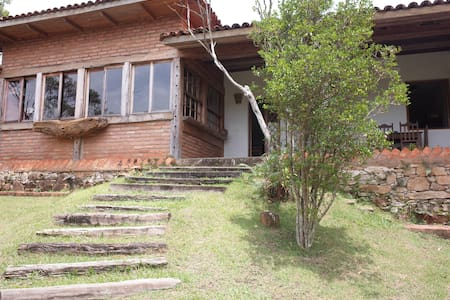 Country house: waterfalls, nature and peace !! - Rio Acima
