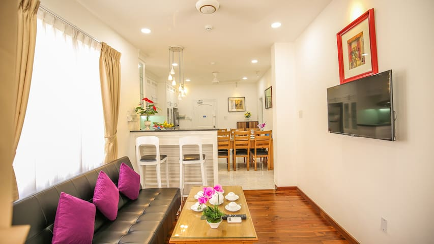 Beautiful Apartment in Downtown Saigon (TKO) - Ho Chi Minh City