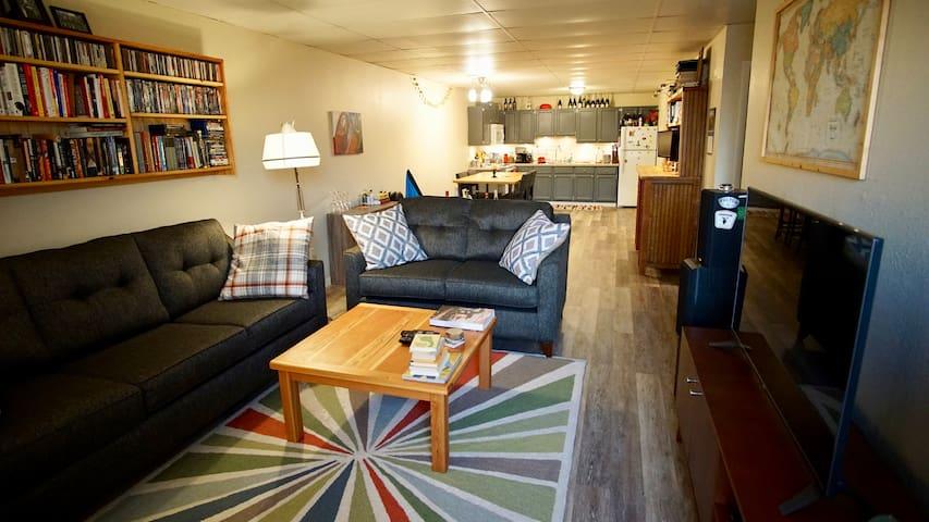 Spacious Modern Apartment in Downtown Fargo
