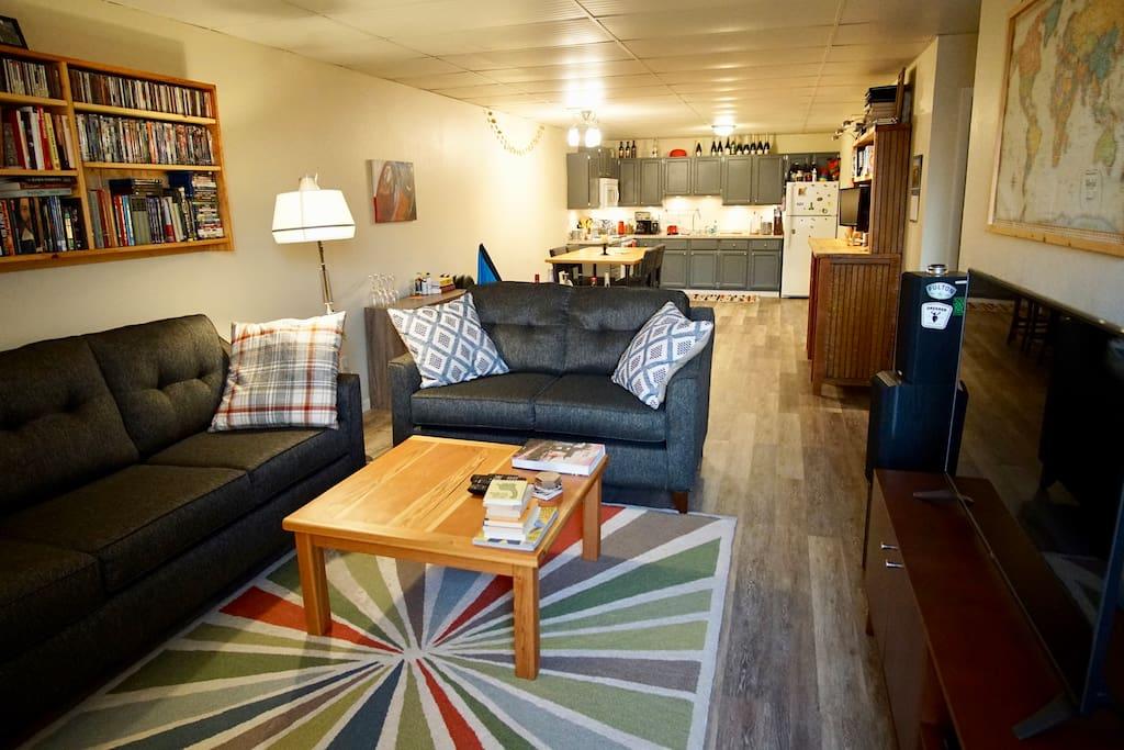 Spacious Modern Apartment In Downtown Fargo Apartments For Rent In Fargo North Dakota United