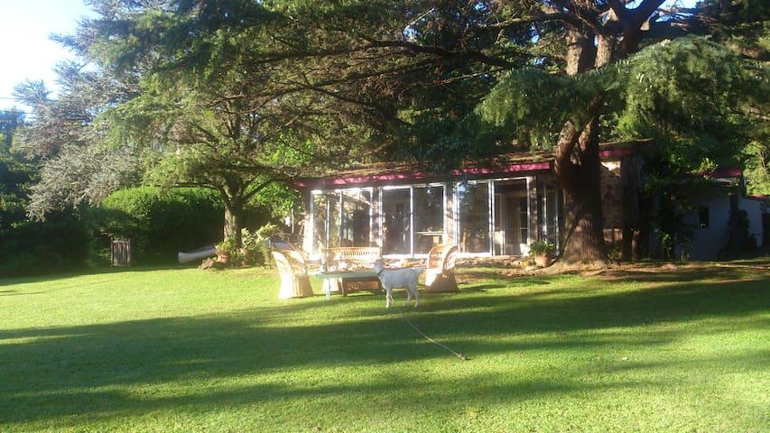 Bed and Breakfast cerquita del lago - Villa del Dique - Bed & Breakfast