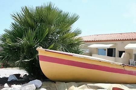 mas catalan soleil - Torreilles - Casa