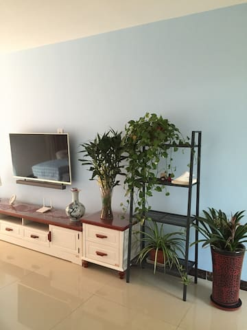 位于津城近郊的花园式家庭友善型公寓 - Tianjin - Bed & Breakfast