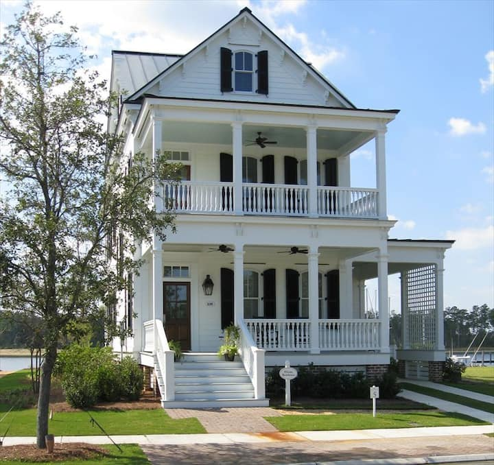Harborside 5 with Southern Living Life Style