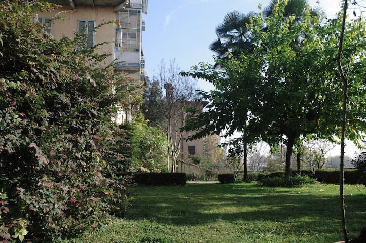Old house with garden - Cassano d'Adda - Szoba reggelivel