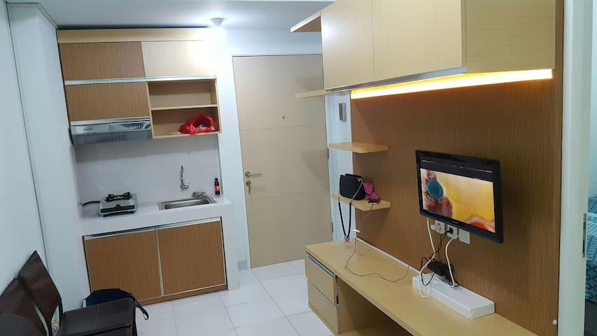 Tangerang Ayodhya 2BR full furnished - Kecamatan Tangerang - Wohnung