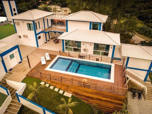 Guest House Forno: perto Centro Rua das Pedras