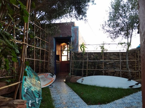 surf house maroc