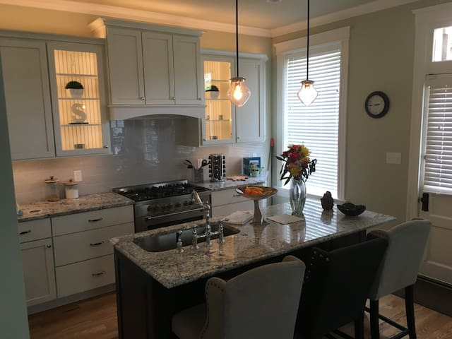 1st floor kitchen available upon request.