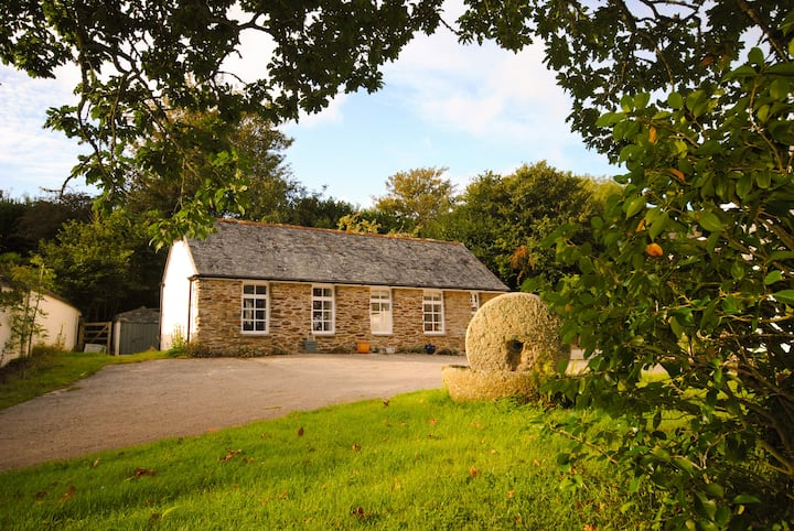The Cottage at Nankilly Farm