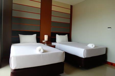 Daring Twin Room on Koh Phangan