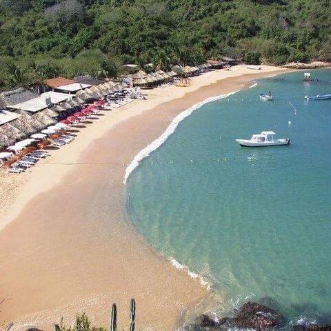 La Isla, playa Varadero