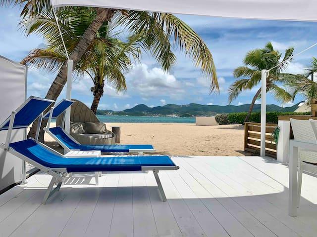Magnifique appartement sur plage