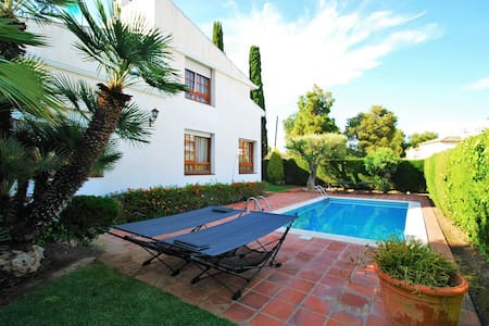 Villa Emili with private pool close to the beach - Calafell