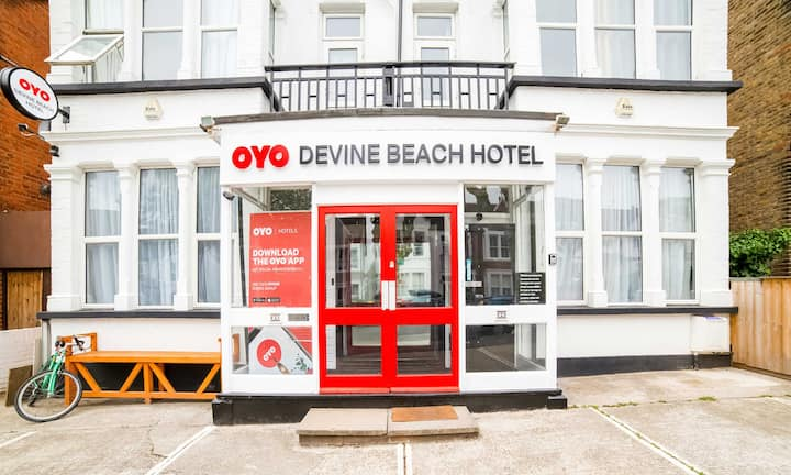 OYO Devine Beach Guest House, Standard Double Room
