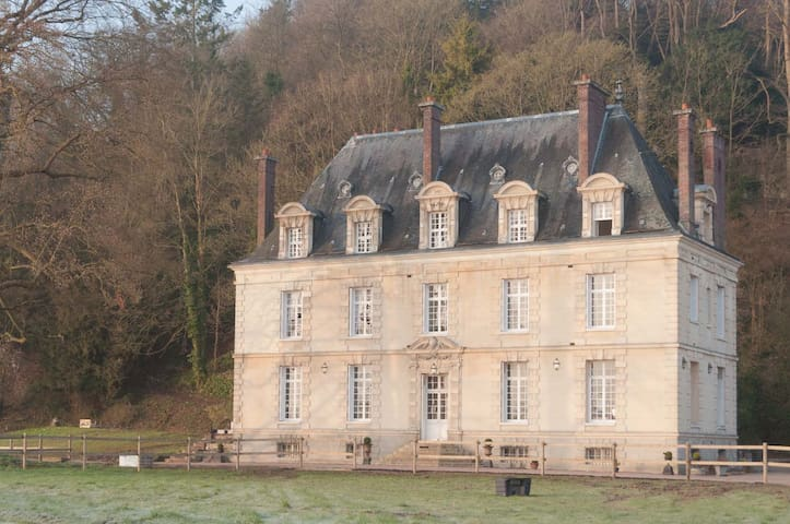château de la Ronce GAUGUIN - Caumont - Castle