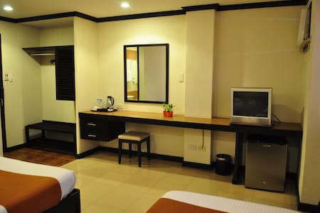 O Hotel - Superior Room 2 Beds - Bacolod - Boutique-hotell