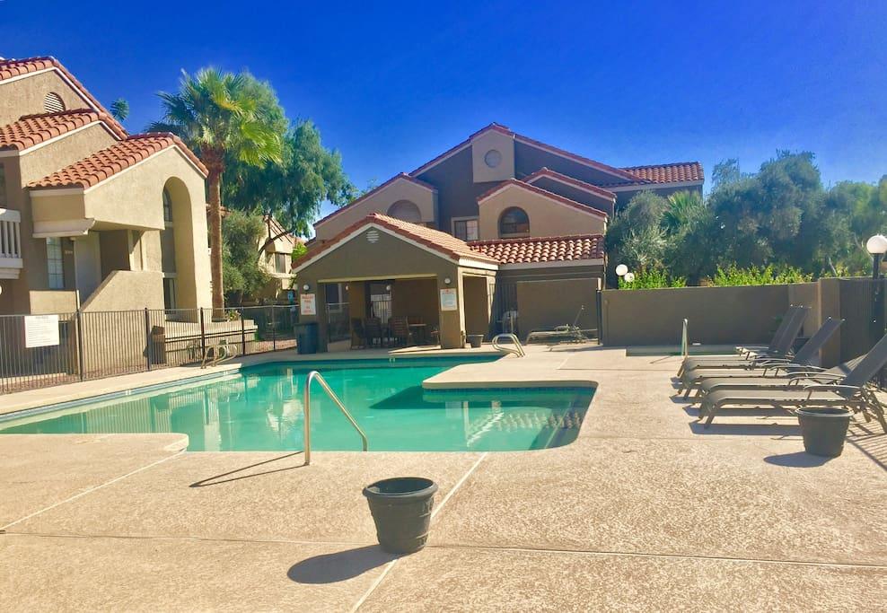 1 of 2 pools