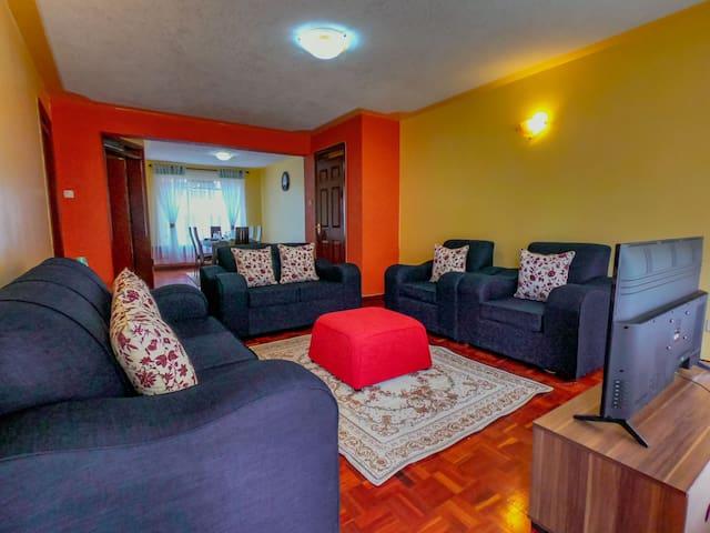 Janzorah & Jozi Apartments, Upperhill - Nairobi.