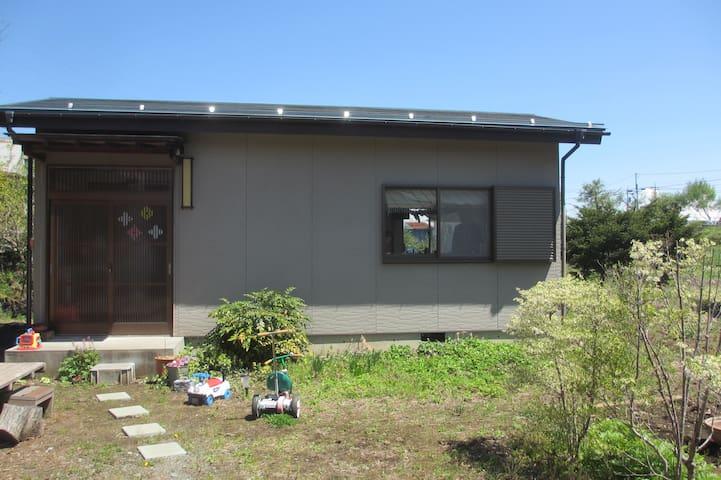 Origami House - Fujikawaguchiko-machi - Dom