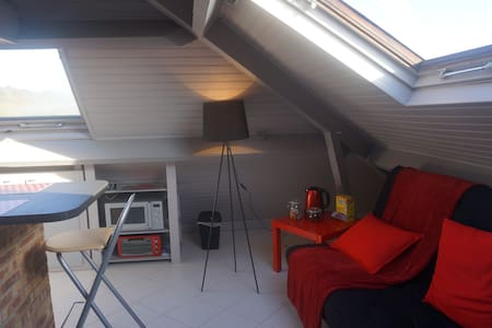 Agréable studio proche Enghien et Paris en 40 mn - Soisy-sous-Montmorency