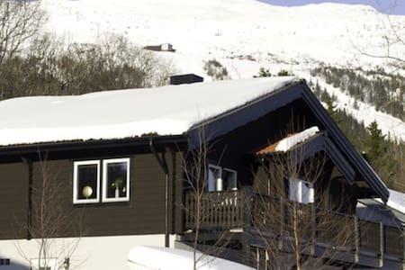Modernt fjällhus med vacker utsikt - Åre SV
