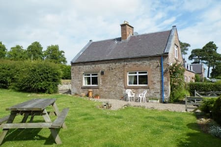 WILD ROSE COTTAGE, Jedburgh, Scottish Borders - Jedburgh