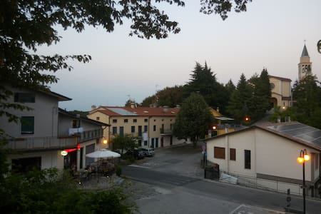 Panoramic apartment on hills - San Gottardo - Appartement