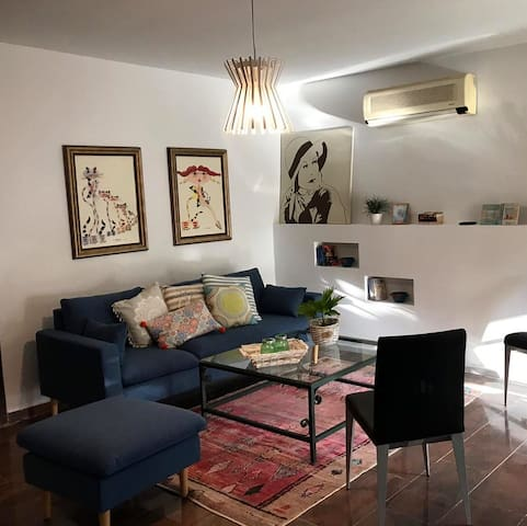 Cute apartment 100m from the beach