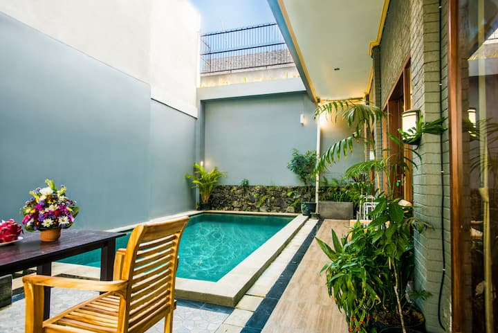 Canggu Ocean House/Orange. Yes! New normal price!