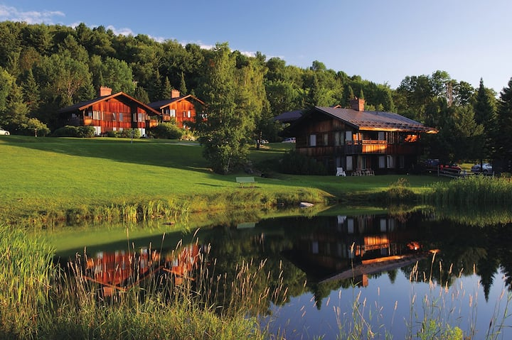 Trapp Familiy Lodge Guest House in Stowe, Vermont