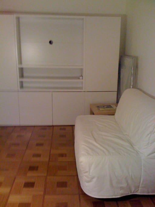 Studio 2nd sofa-bed