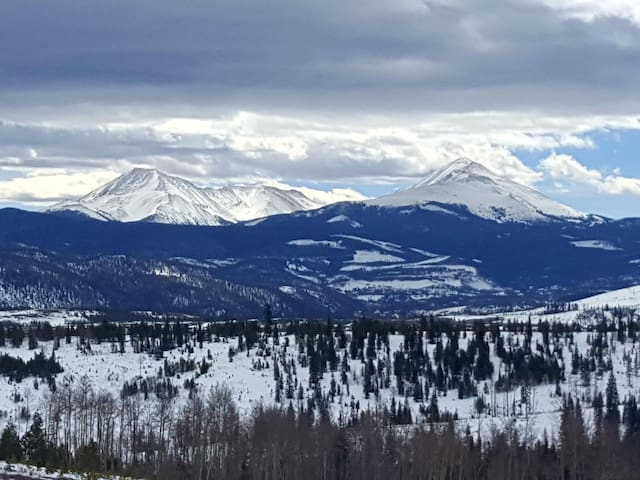 Two bedroom mountain retreat in Silverthorne