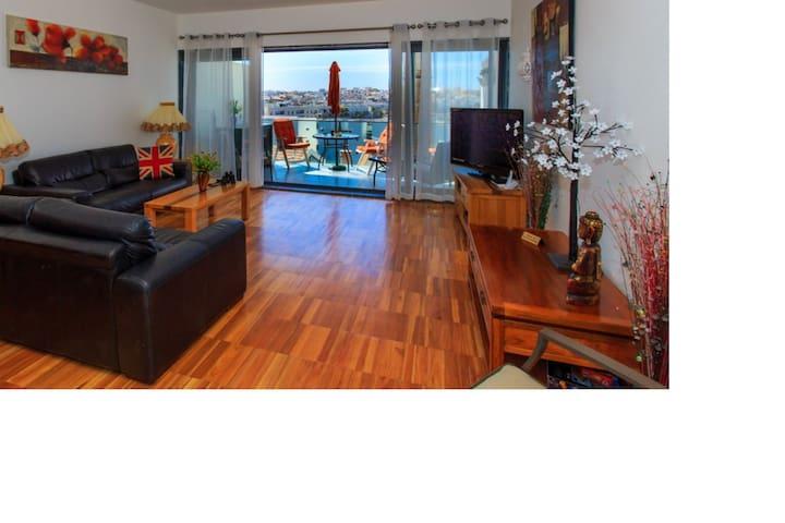 A real gem of an apartment! - Lagos - Condominium