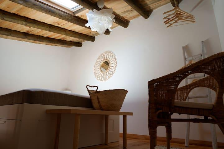 Casa inteira e nova no centro histórico de Mértola