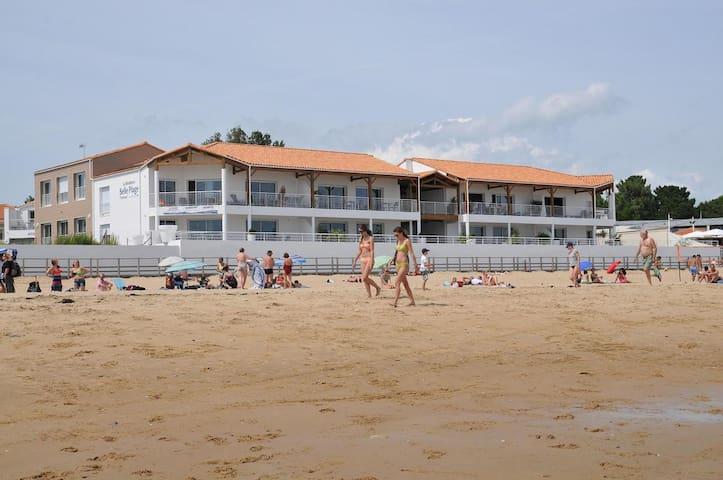 Appartement 2 pers. vue mer - La Tranche-sur-Mer