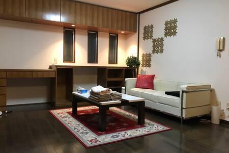 Asakusa 5mins/Big room/wifi - 台東区