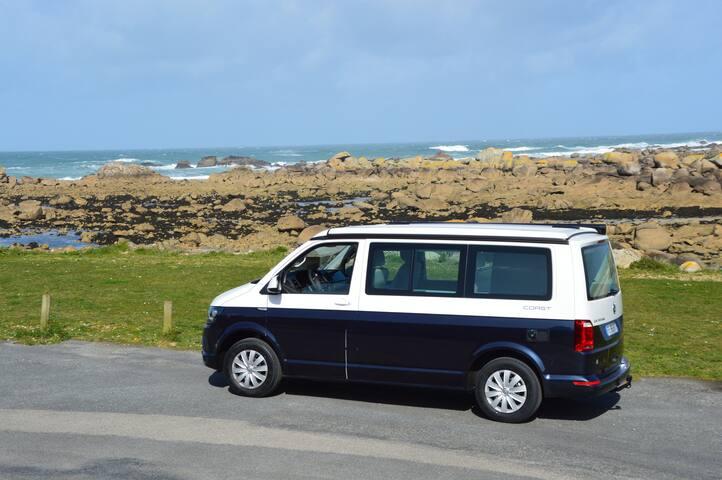 Breizh camper van, location de vans aménagés