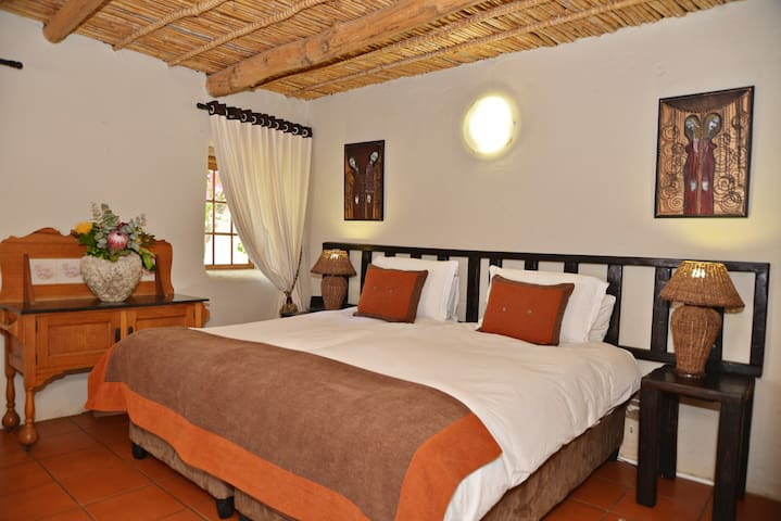 Melkboomsdrift Lodge - Skooltjie - Vredendal - Casa de huéspedes