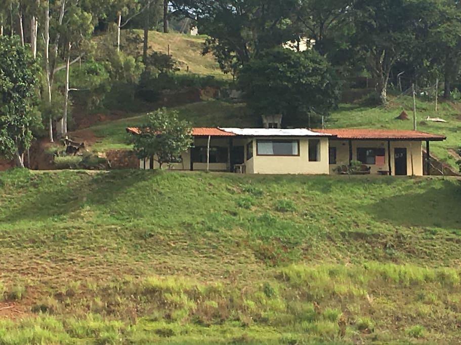 Casa B Muito Verde Terraços