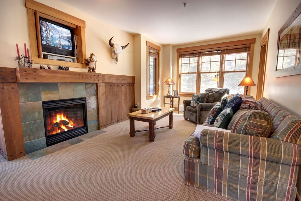 Great lounging space at The Springs!